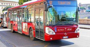 public transportation in Rome 1
