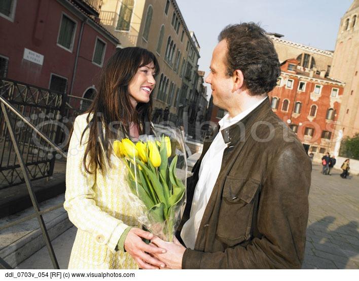 Italian stock photography romance Venice 4