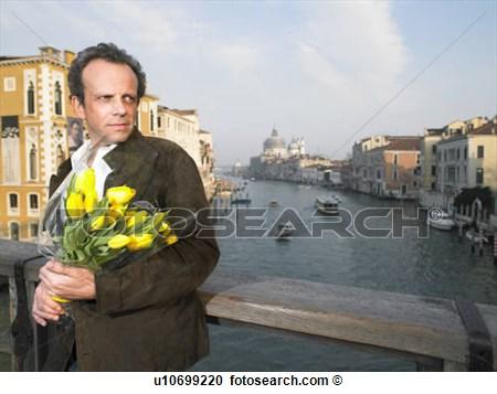 Italian stock photography romance Venice 1