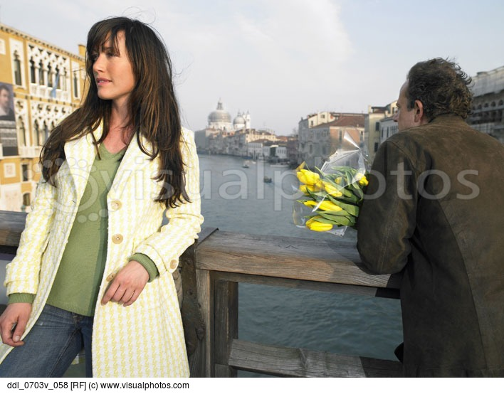 Italian stock photography romance Venice 3