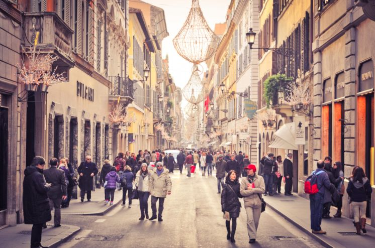 Shopping In Rome A Shopaholic Guide To The Eternal City