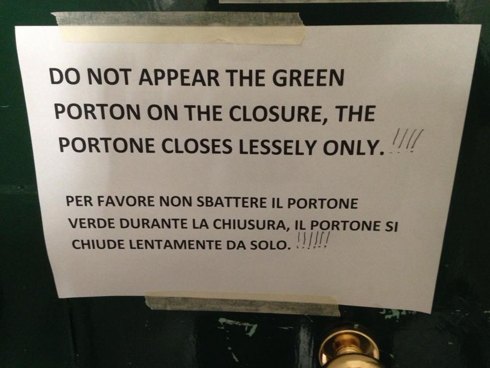 Italian Translation English To Italian: Italian To English: A Collection Of Google Translate Epic