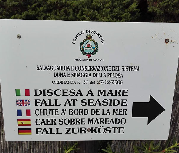 Translate From Italian To English: Italian To English: A Collection Of Google Translate Epic