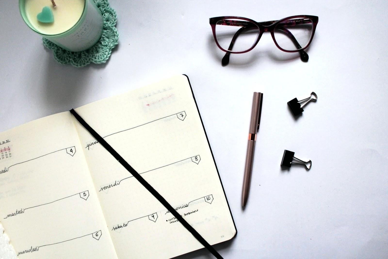 Learn Italian basics and Italian words: days of the week